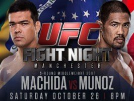 UFC Fight Night 30: Machida vs. Munoz Bold Predictions