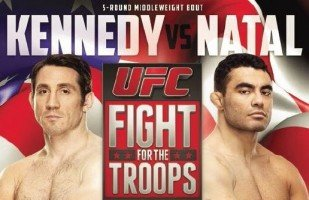 Fight for the Troops Stand-outs, other than Tim Kennedy