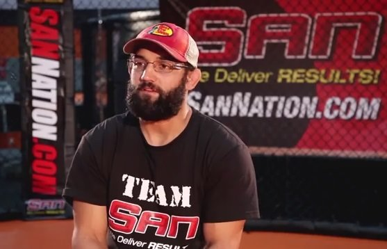 Johny Hendricks SANNation