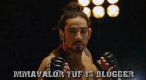 Javier Torres' Ultimate fighter 13 Blog: Sometime I think too Much