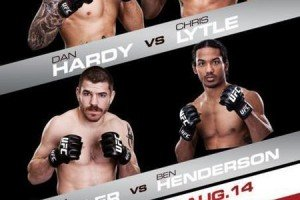 UFC on Versus 5: Hardy vs. Lytle Predictions