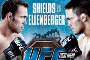UFC Fight Night 25: Shields vs. Ellenberger Main Card Quick Results