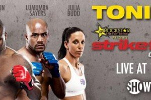 Strikeforce Challengers: Britt vs. Sayers Results