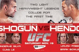 UFC 139: Shogun vs. Henderson Quick Results