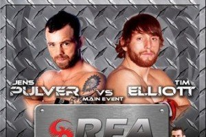 James Krause Scores Another Head Kick Knockout at Resurrection Fighting Alliance 1