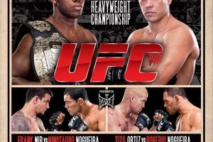 UFC 140: Jones vs. Machida Quick Results