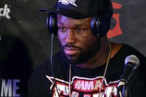 Lorenz Larkin Reacts to King Mo Lawal testing Positive for PED