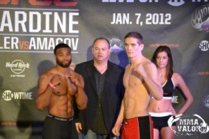 Four Welterweights look to earn Title shot at Strikeforce: Rockhold vs. Jardine