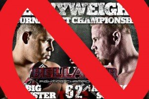 Bellator 62 will not feature Eric Prindle and Thiago Santos