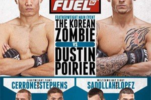 UFC on FUEL TV 3 Main Card Results and Recap