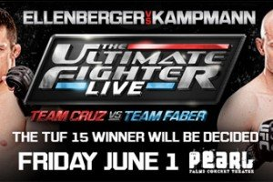 TUF Live MMA Betting Corner