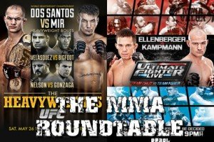MMA Media Roundtable: UFC 146 and TUF Live