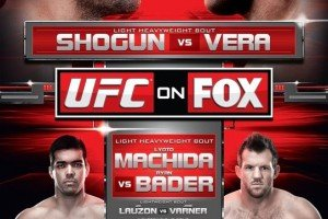 UFC on FOX 4 Live Results