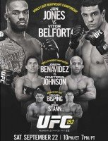 UFC 152: Jones vs. Belfort Live Results and Analysis