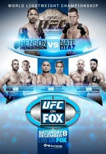 UFC on FOX 5 Bold Predictions