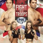 UFC Fight Night 31 / Fight for the Troops 3