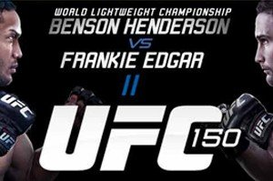 UFC 150 Henderson Vs Edgar II Results