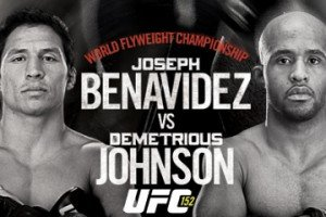 UFC 152: The Official Start of the UFC Flyweight Division