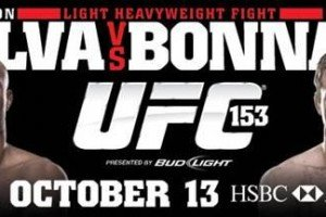 UFC 153: Silva vs. Bonnar Bold Predictions