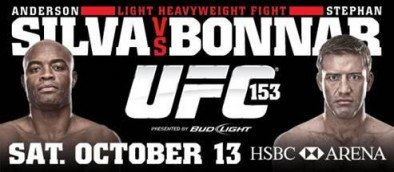 UFC 153: Silva vs Bonnar Live Results and Analysis
