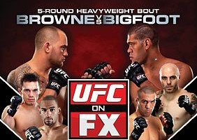 UFC on FX 5: Browne vs. Bigfoot Bold Predictions