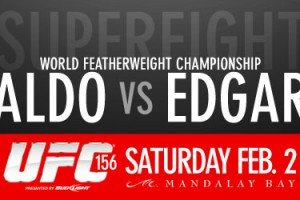 UFC 156 Main card nearly complete, Tickets on Sale this week