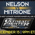 The Ultimate Fighter 16 Finale Weigh-in Pictures
