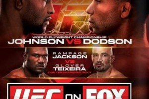 The Fight Report: UFC on FOX 6