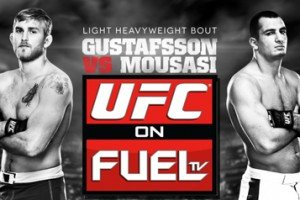 The Fight Report: UFC on FUEL TV 9