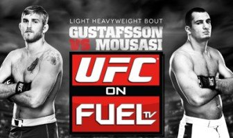 UFC on FUEL TV 9