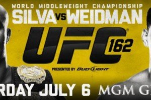 The Fight Report: UFC 162