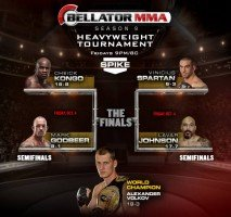 Bellator S9 Heavyweight Four Man Tournament