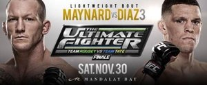 The Ultimate Fighter 18 Finale Bold Picks