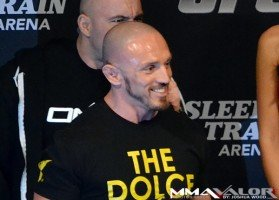 Diego Brandao needed Mike Dolce for UFC 168