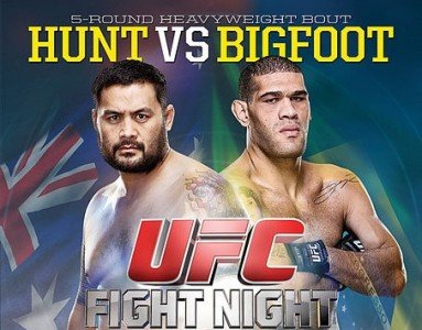 UFC Fight Night 33 Main Event